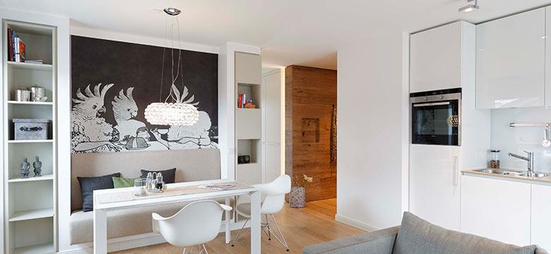Alle Wohnbereiche U2013 Hier Mit Blick Auf Küche  Und Essbereich U2013 Gehen  Fließend Ineinander über